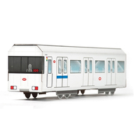 Модель вагона Барселона MTN, фото 1
